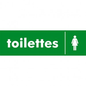 Toilettes dames Plexi