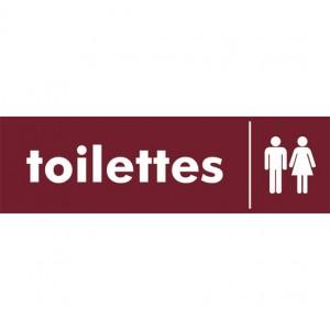 Toilettes dames et hommes...